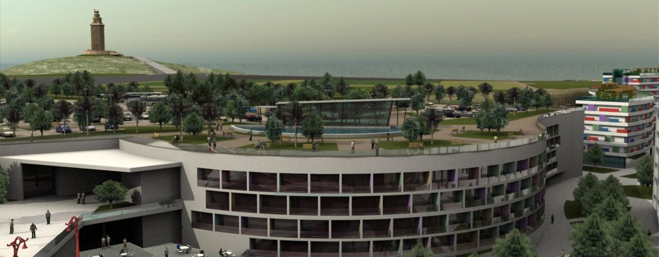 parque torre hercules